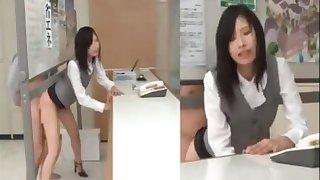 [JAV] Office lady-love